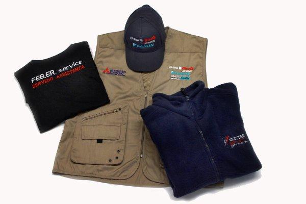 Abbigliamento personalizzato 2 Brescia