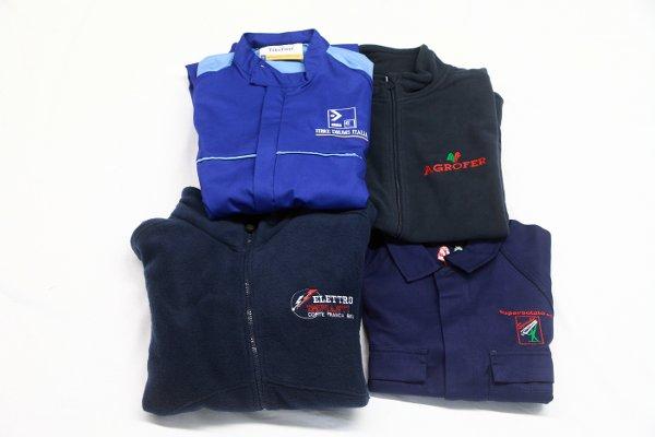 Abbigliamento personalizzato 3 Brescia