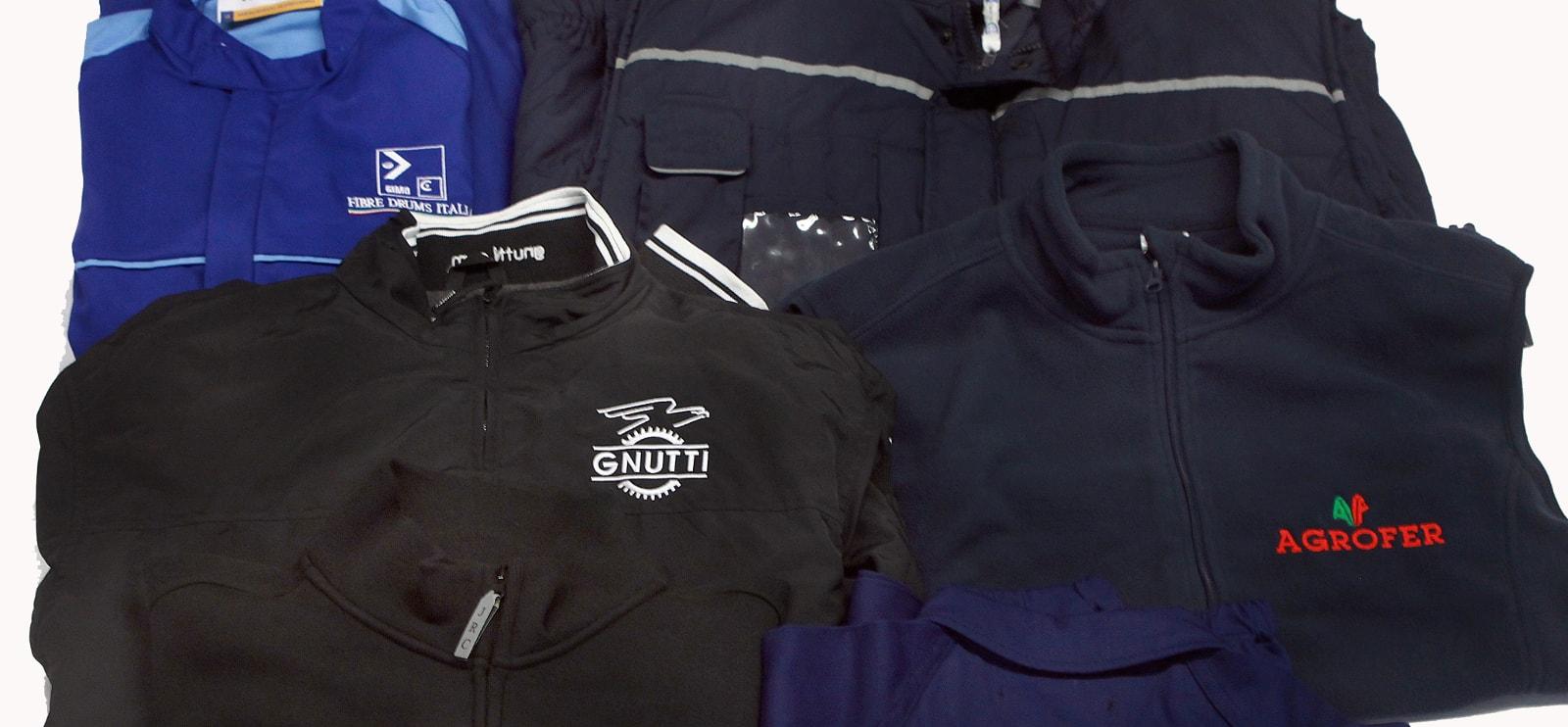 Abbigliamento da Lavoro Brescia