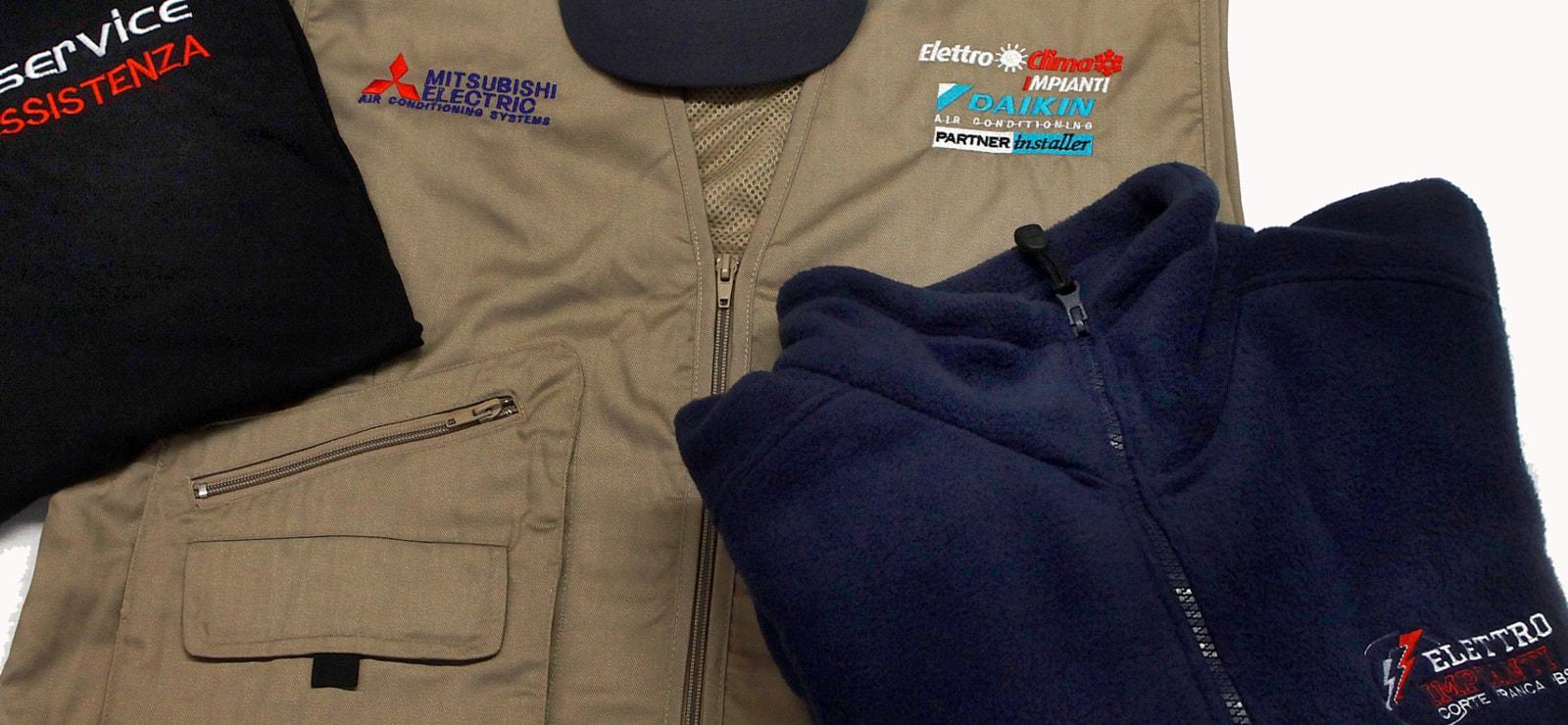 Abbigliamento Personalizzato Brescia